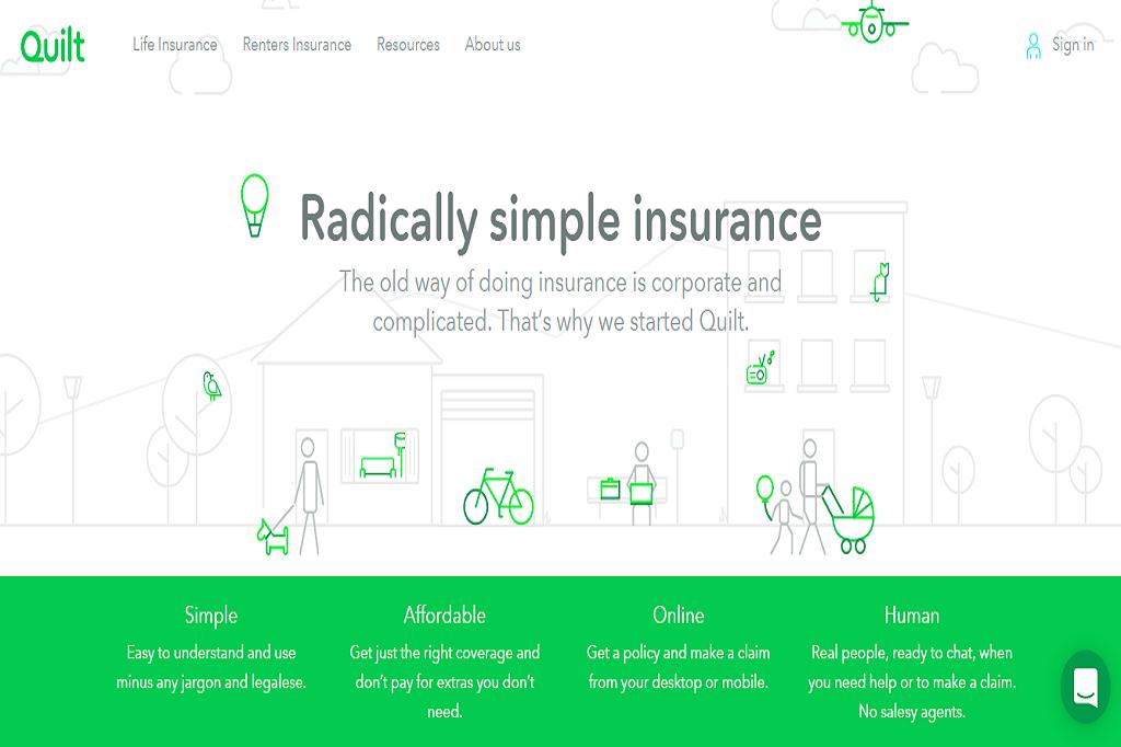 Life Insurance Dan Renter Tersedia Di Sini Dunia Fintech