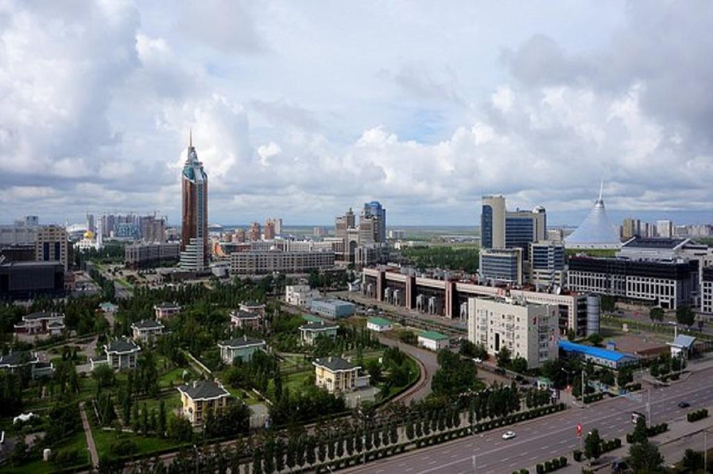 Bank Sentral Kazakhstan picture