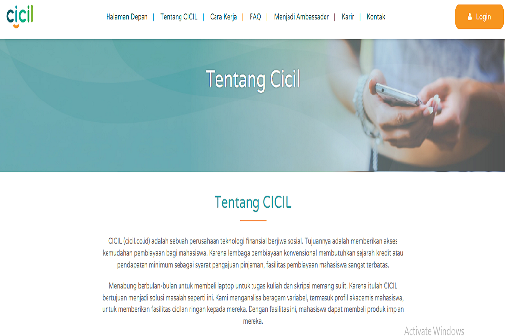Cicil Co Id Hadirkan Layanan Cicilan Mahasiswa Di Yogyakarta