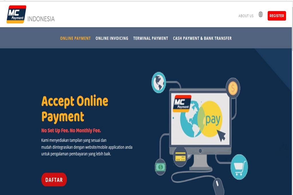 Mc Payment Sediakan Beraneka Metode Pembayaran Hingga Lintas