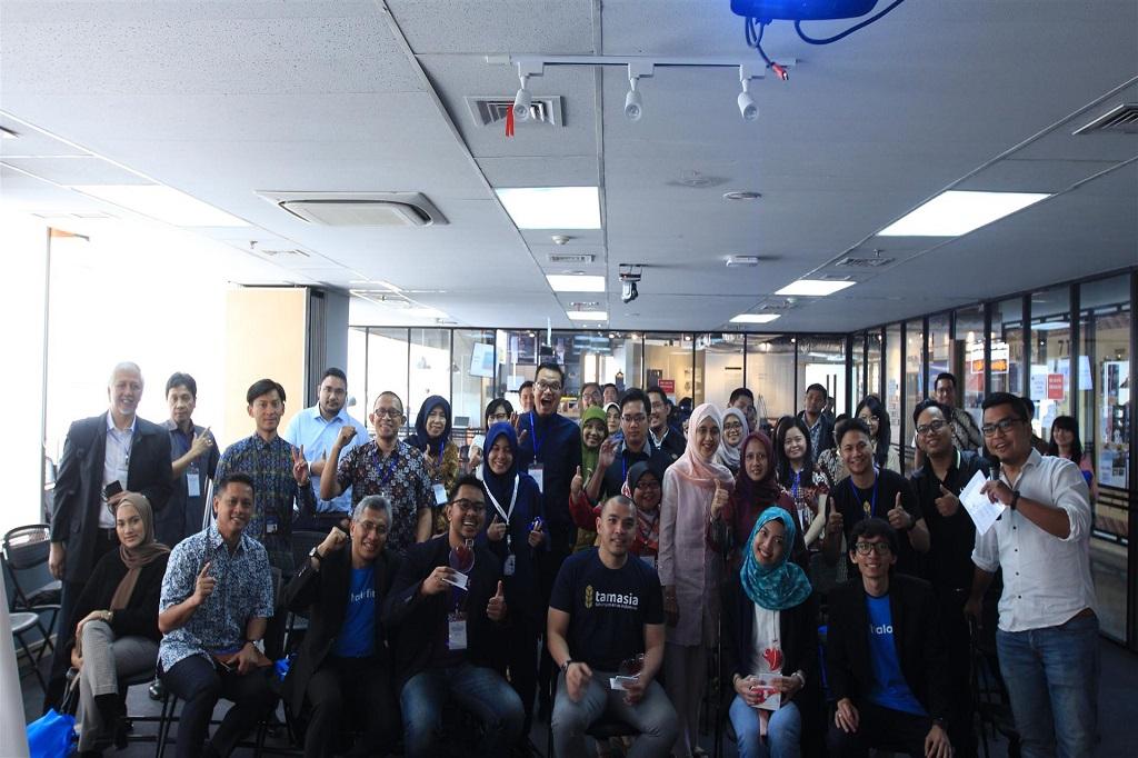 gerakan indonesia cerdas picture