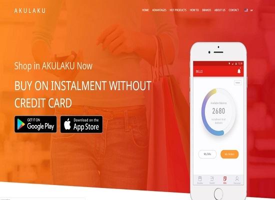 Cicil Barang Tanpa Kartu Kredit Dengan Akulaku Dunia Fintech