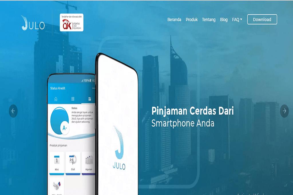 Fintech Julo Pinjaman Online Mudah Bunga Rendah Dunia Fintech