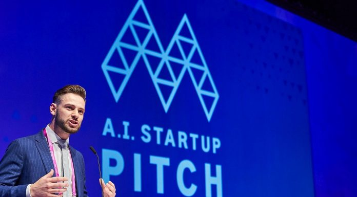 ai startup pitch picture