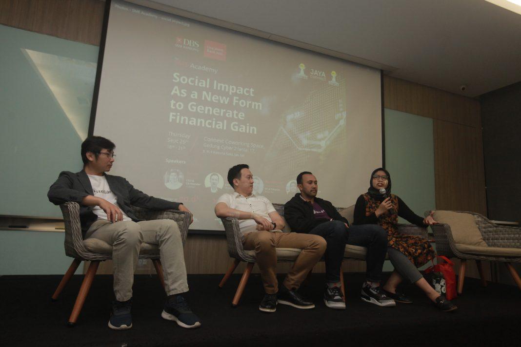 bagaimana cara mendapatkan keuntungan dari wirausaha sosial