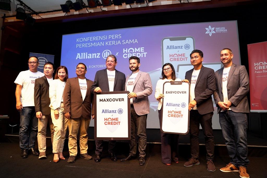 Asuransi Gadget Dari Allianz Indonesia Dan Home Credit Indonesia