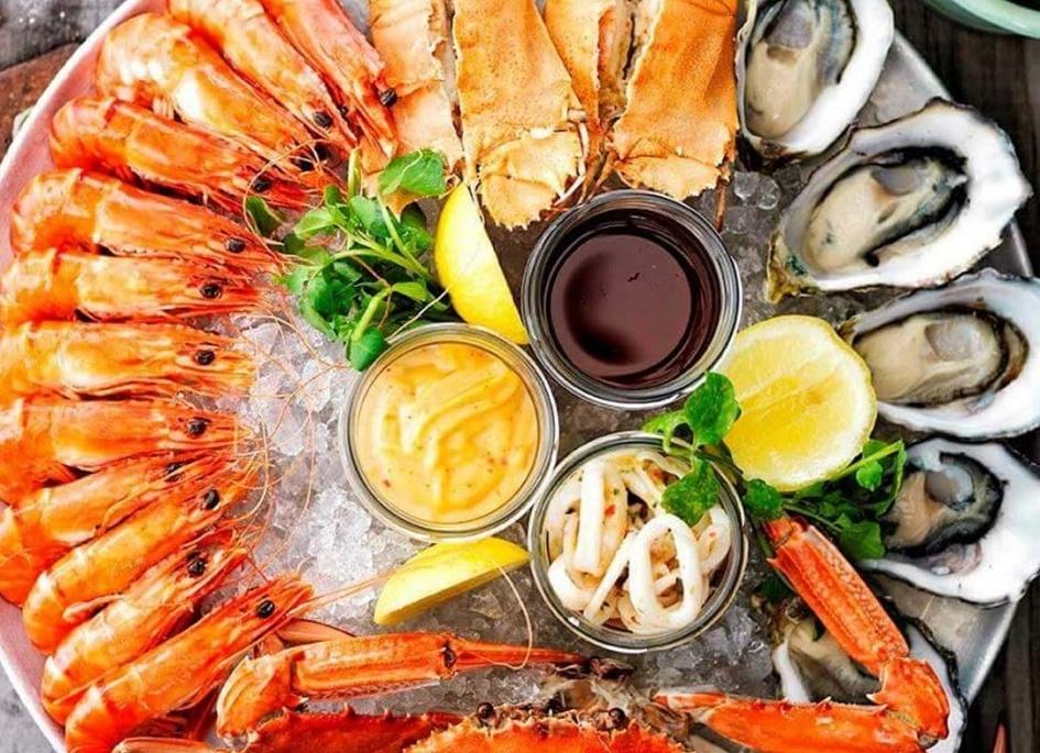 seafood blockchain