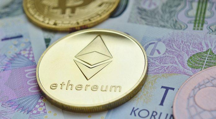 transaksi menggunakan ethereum