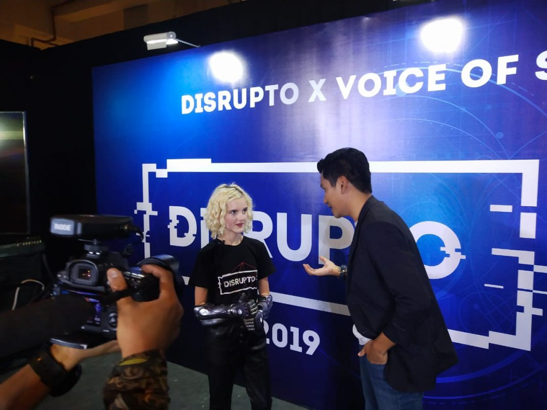 disrupto 2019 picture