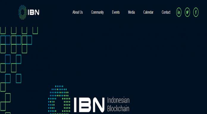Indonesian Blockchain Network picture