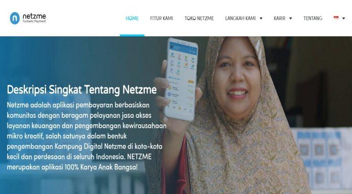 Netzme Kembali Garap Program 1000 Kampung