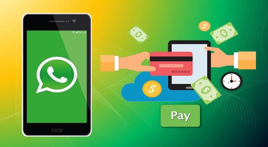 Donasi via Whatsapp Pay