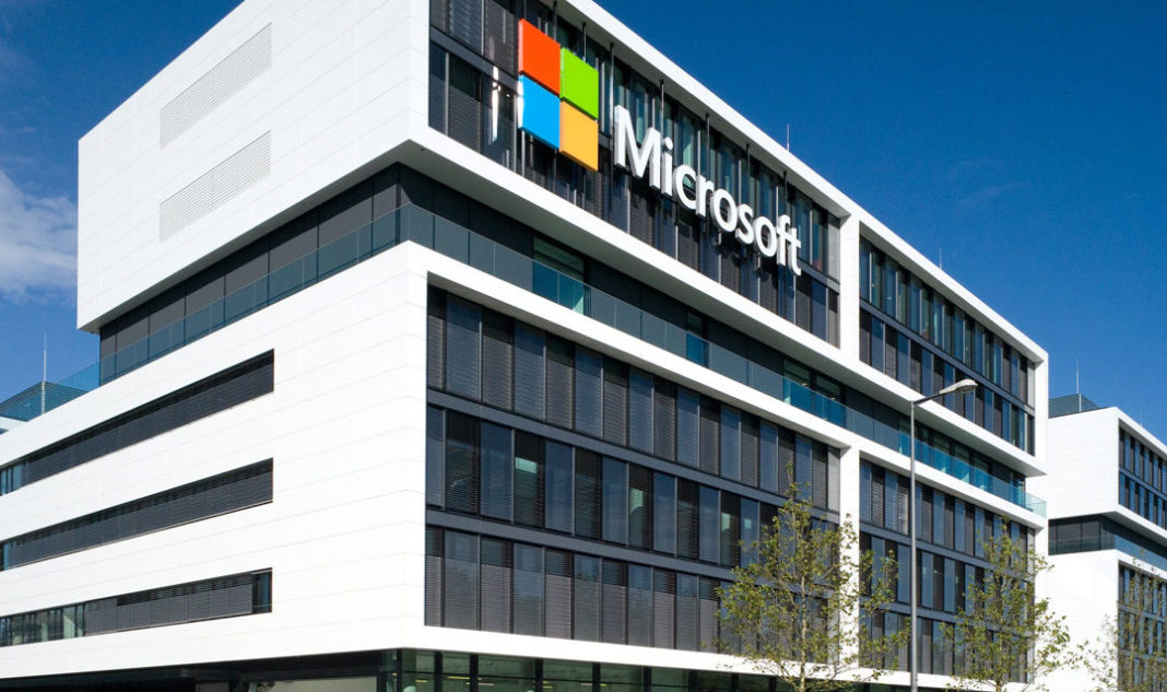 Microsoft tutup