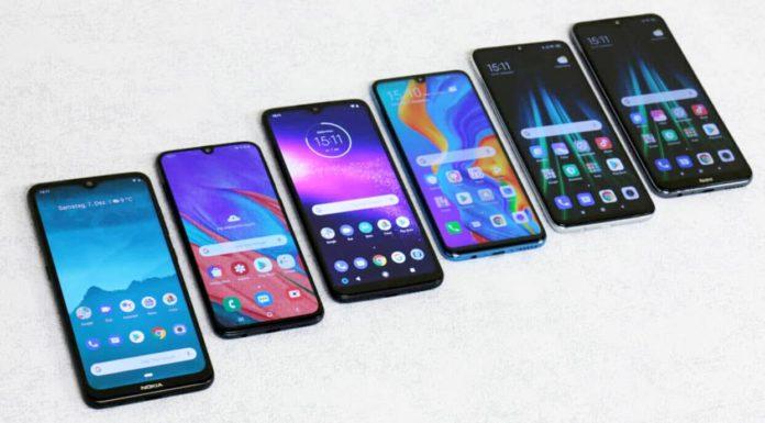 smartphone RAM besar