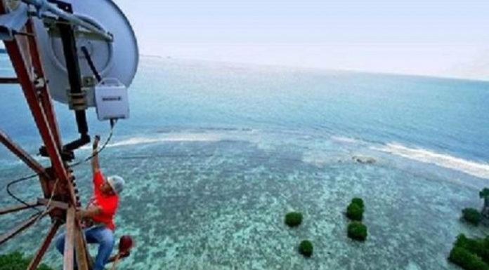 infrastruktur teknologi Indonesia