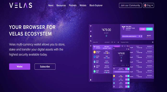 Blockchain Velas