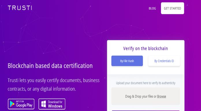 Sertifikasi Berbasis Blockchain