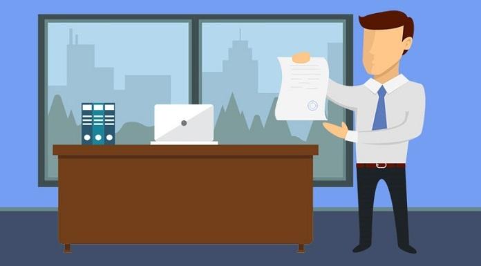 Kontrak Pinjaman Karyawan