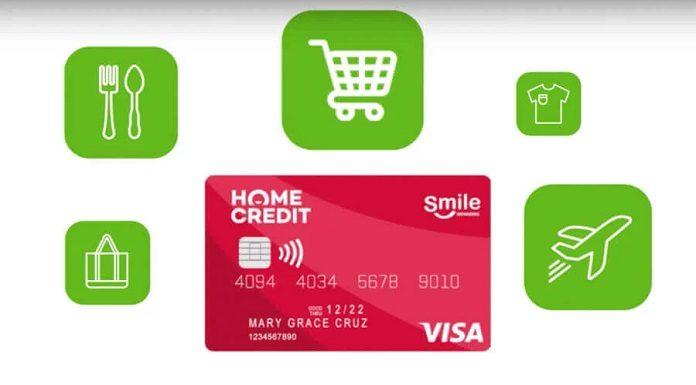 Home Credit Luncurkan Home Credit Card