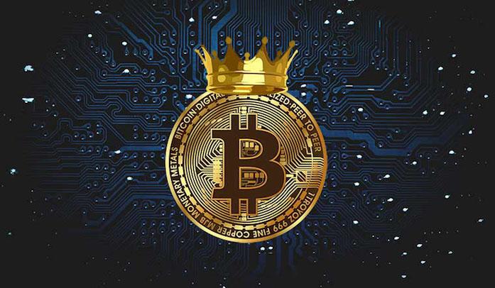 Bitcoin barang mewah