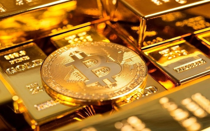 Bitcoin emas