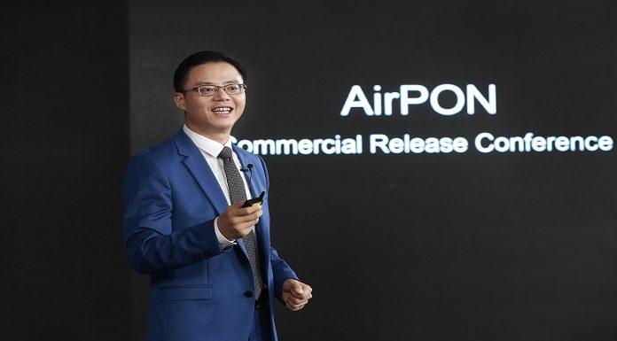 Huawei Rilis AirPON