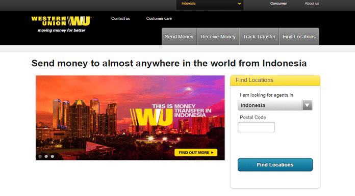 Cara Menggunakan Western Union