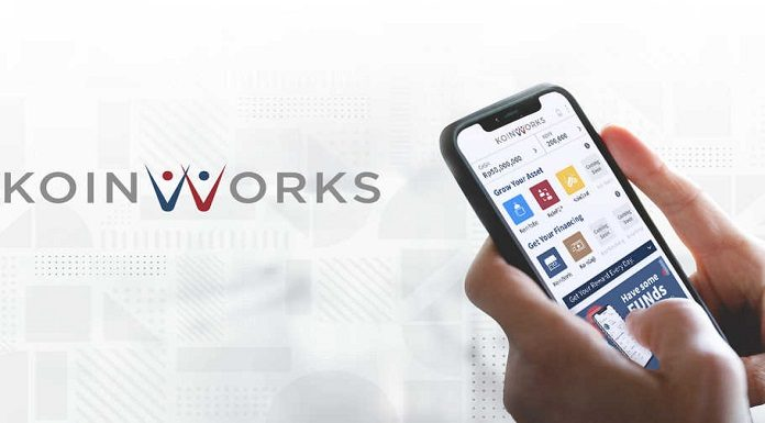 KoinWorks Catat Pertumbuhan Positif