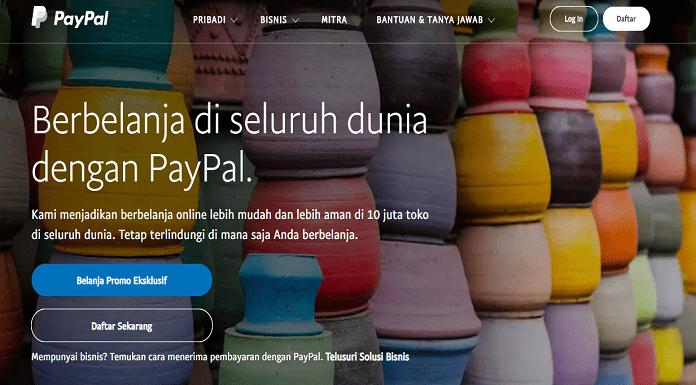 PayPal Aset Kripto