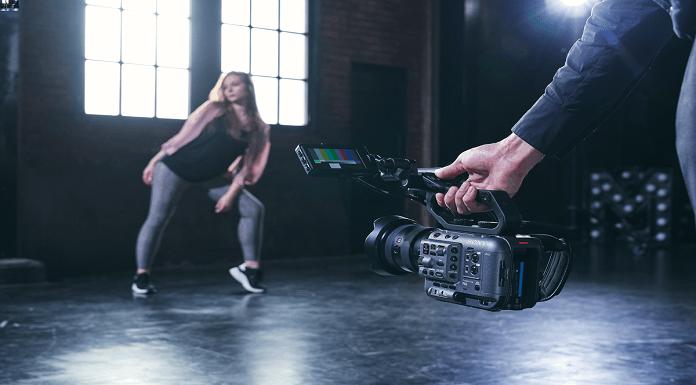 Kamera Full Frame Profesional Sony