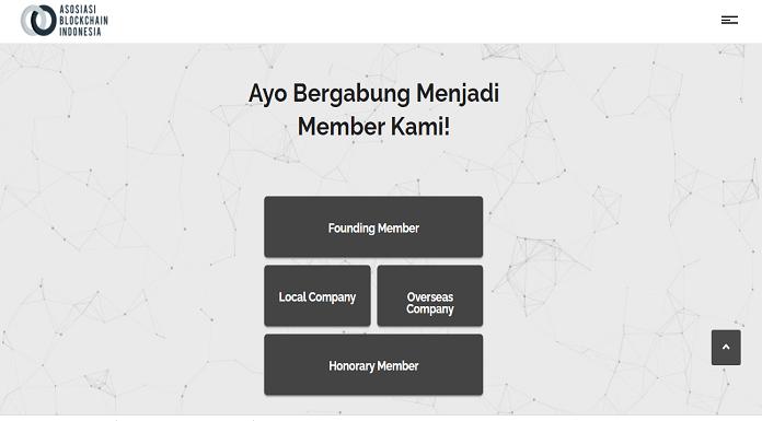 Member Asosiasi Blockchain Indonesia