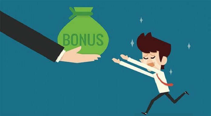 cara gunakan bonus akhir tahun