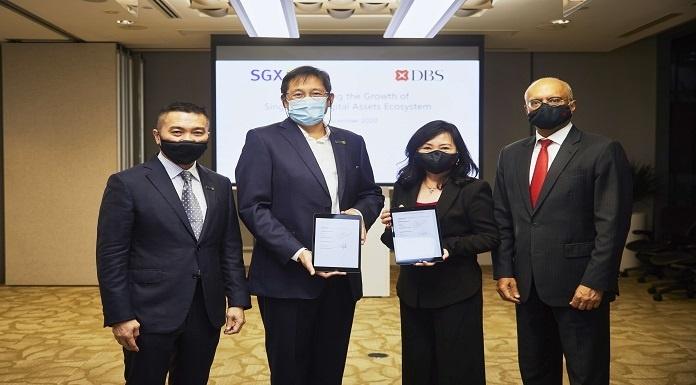 DBS Meluncurkan Pertukaran Aset Digital