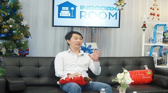CEO INDODAX