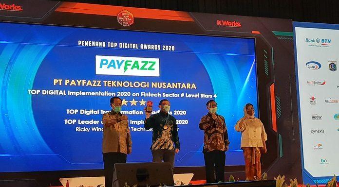 PAYFAZZ Raih Penghargaan