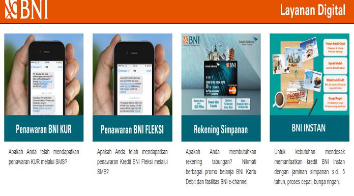Pinjaman BNI Online, Ajukan Kredit Instan Lewat Smartphone