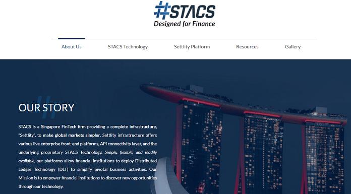 Perusahaan Fintech STACS