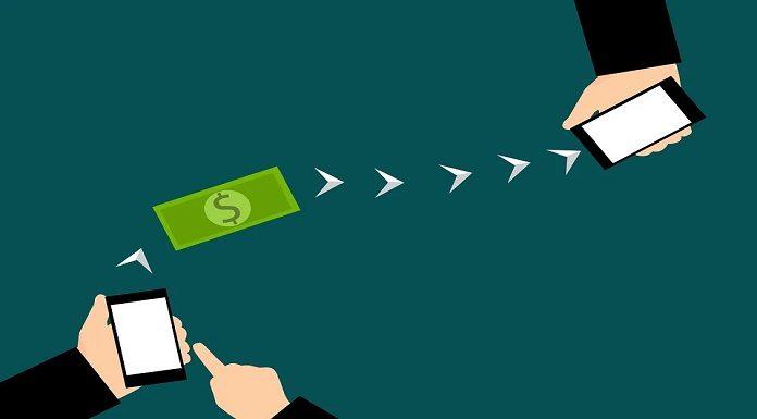 Aplikasi transfer antar bank