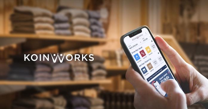 KoinWorks online shop