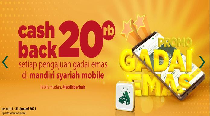 e-Mas Bank Mandiri Syariah