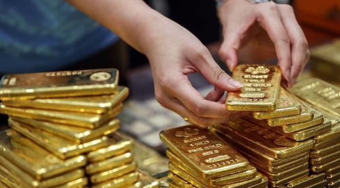 harga emas 12 Januari