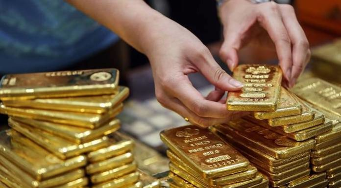 harga emas 8 Januari