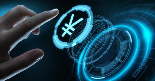 mata uang digital Tiongkok