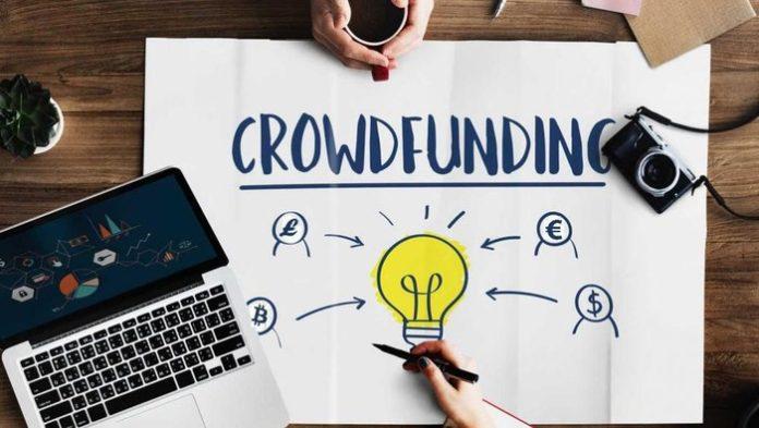 Ilustrasi Pengertian Crowdfunding