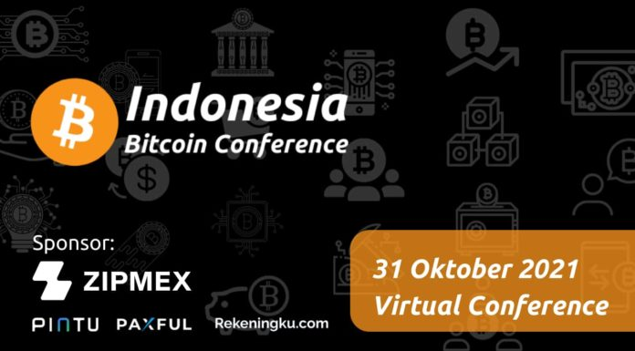 indonesia bitcoin conference