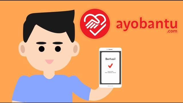 crowdfunding indonesia ayobantu