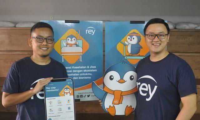 rey startup health insurtech